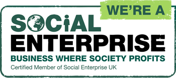 We're a Social Enterprise