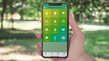 Featured image for Student Health App