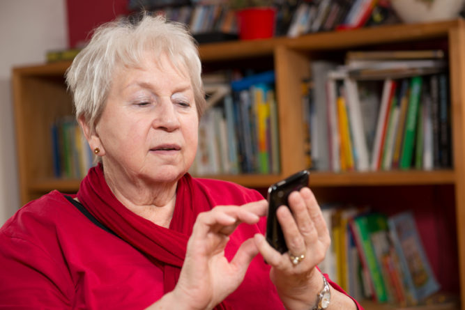Using apps in later life